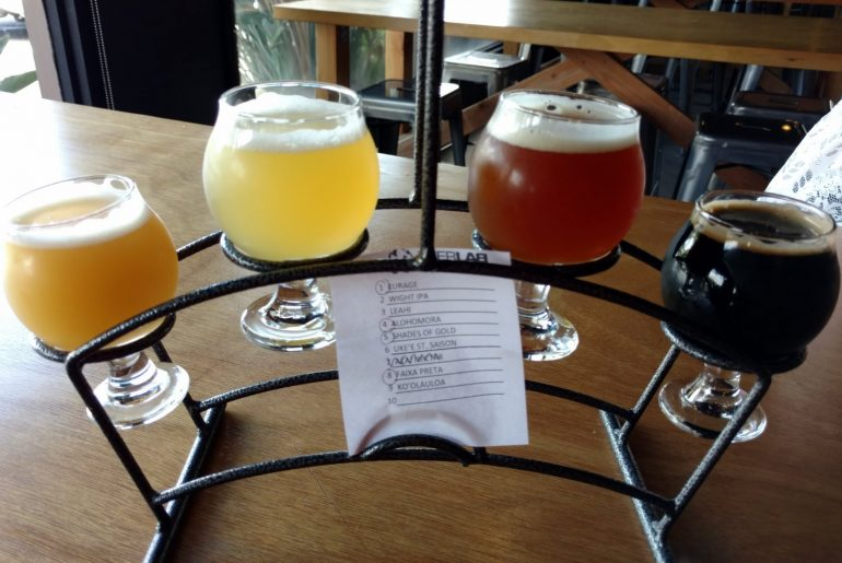 Beer Lab Sampler